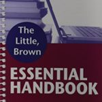 Little, Brown Essential Handbook, The,  with MyWritingLab — Access Card Package (8th Edition) (Write On! Pocket Handbooks and Pearson Writer)