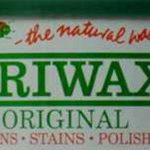Briwax (Light Brown) Furniture Wax Polish, Cleans, stains, and polishes