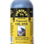 Fiebings – Professional Oil Dye, Alcohol Based, 32 Oz/946ml, Dark Brown