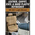 SM Arnold (65-301) Leather, Carpet, Vinyl & Hard Plastic Refinisher, Light Brown – 11 oz.