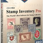 Stamp Collecting Software: Stecotec Stamp Inventory Pro – Collection Management for Stamps and Accessories – Philately Program for Collectors – Digital Organiser