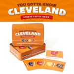 You Gotta Know Cleveland – Sports Trivia Game