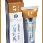 Berrywell Augenblick LIGHT BROWN (No. 3.1) Tint Hair Dye from Germany