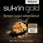 Sukrin Gold – The Natural Brown Sugar Alternative – 500g