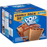 Pop-Tarts, Frosted Brown Sugar Cinnamon, 32 Count, 56.40 Ounce
