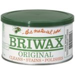 Briwax Central Br-1-db Paste Wax 1lb – Dark Brown, Model: Briwax DarkBrown, Tools & Hardware store