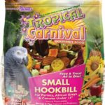 F.M. Brown's Tropical Carnival Small Hookbill, 5-Pound