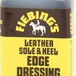 Fiebing's Leather Sole & Heel Brown Edge Dressing, 4 Oz. – Gloss Shoe Dressing