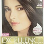 L'Oreal Paris Excellence Creme with Pro-Keratine Complex, Dark Brown