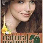 Clairol Natural Instincts, 012, Toasted Almond, Light Golden Brown, 1 Kit