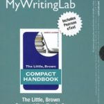 MyWritingLab with Pearson eText — Standalone Access Card — for The Little, Brown Compact Handbook (8th Edition) (Mywritinglab (Access Codes))