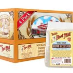 Bob's Red Mill Gluten Free Brown Rice Flour, 48 Ounce (Pack of 4)