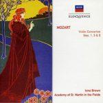 Mozart: Vln Ctos Nos 1 / 3 & 5