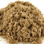 Wholesome Sweeteners Sugar, Organic Dark Brown, 50 Pound