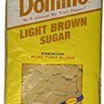 Domino Light Brown Pure Cane Sugar, 4 lbs.