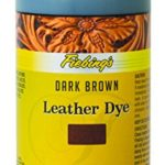 Fiebing's Leather Dye, Dark Brown, 1 quart