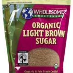 Wholesome Sweeteners Fair Trade Org Light Brown Sugar, 24 oz Pouches