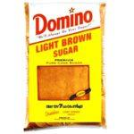 Domino Sugar, light brown, 7 Pound