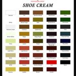 Made in USA Kelly's Shoe Cream Leather Polish many colors available.