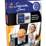 Spot it Out Travel Channel Guides Samantha Brown for Garmin StreetPilot U.S.A. Map microSD Card