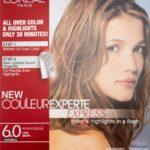 L'Oréal Paris Couleur Experte Hair Color + Hair Highlights, Light Brown – Almond Rocca