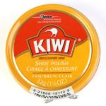 Kiwi Shoe Polish Paste, 1-1/8 oz, Tan