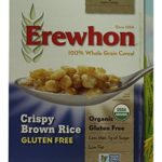 Erewhon, Organic Crispy Brown Rice Cereal, Gluten Free, 10 oz (284 g) – 2pcs