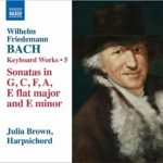 Wilhelm Friedemann Bach: Keyboard Works, Vol. 5