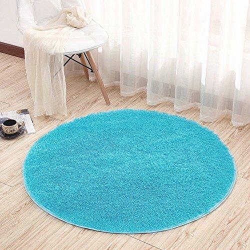 noahas 4 feet luxury round area rugs super soft living