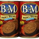 B&M Brown Bread, Original, 16 Ounce (Pack of 12)