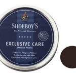 Shoeboy's Dark Brown Leather Cream Polish. Revives Color, Shines,Shoes & Handbags.