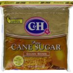 C&H, Cane Sugar, Golden Brown, 2lb Bag (Pack of 2)