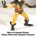 Review: Marvel Legends Daken (Dark Wolverine Masked Variant) 6″ Inch Review (Hasbro) X-men Action Figure Toy