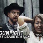 Gunfight At Osage Station